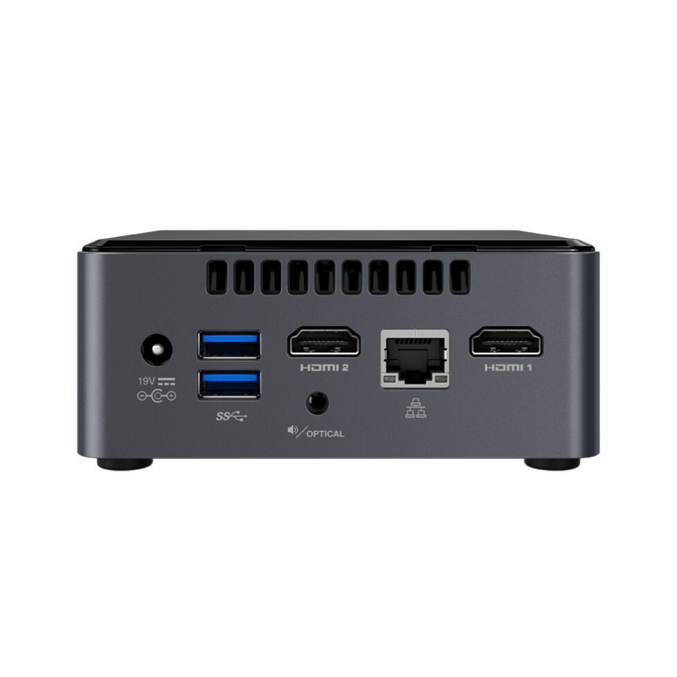 Mini PC Intel NUC 7 Intel Celeron
