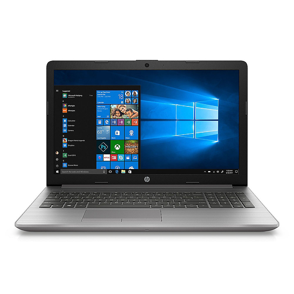 HP 250 - Intel Core i5 - Nvidia GeForce - 15,6""